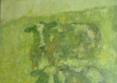 Bovine Beauty (BB06) - 50x40