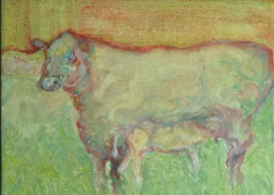 Bovine Beauty (BB14) - 35x46
