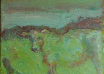 Bovine Beauty (BB15) - 30x36