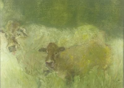 Bovine Beauty (BB18) - 40x50