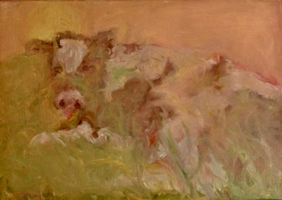 Bovine Beauty (BB23) - 26x36